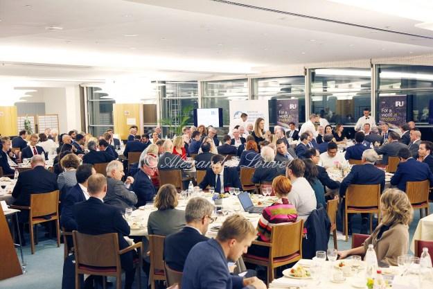 IRU - Top Conference Dinner 2019
