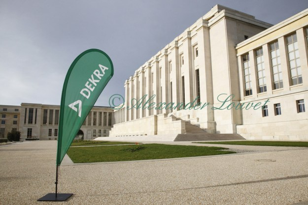 DEKRA at UNITED NATIONS - High Level Conference (ITC) in Geneva