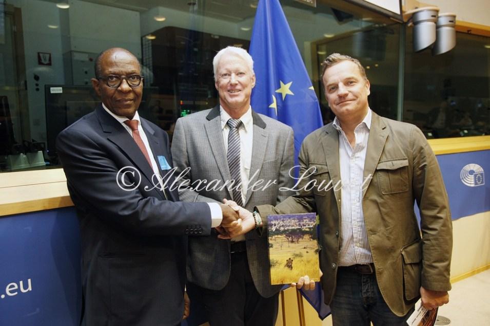"""Buchvorstellung """"Erongo Verzeichnis für afrikanisches Jagdwild"""""""