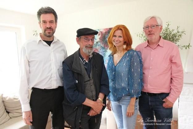 "Powershoots : Workshop ""Kultur Austausch - Lokal - National - International"" in Ostbelgien"