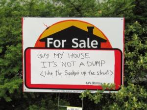 Truth In (Real Estate) Advertising :)
