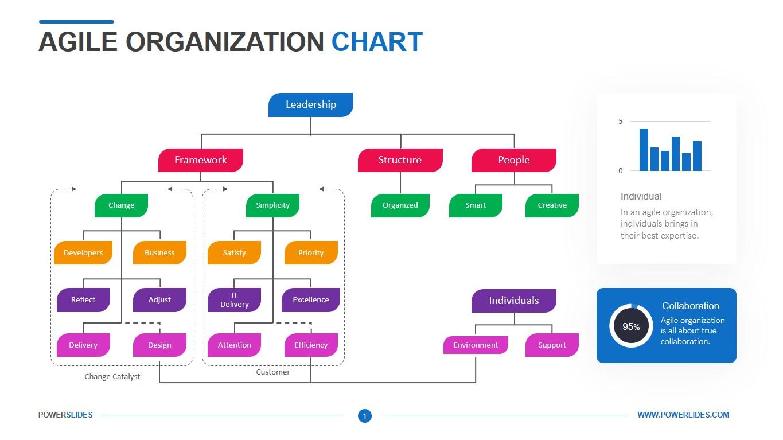 hight resolution of agile organization chart 1234