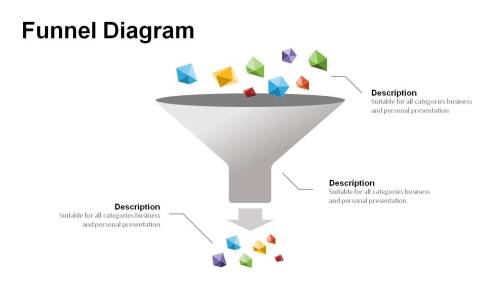 small resolution of funnel diagram templates for powerpoint