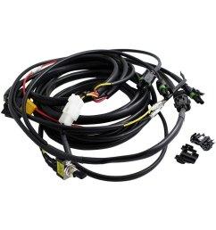 baja designs wiring harness powersportsid com led lightbar wire harness w high beam and toggle switch 640118 [ 1000 x 1000 Pixel ]