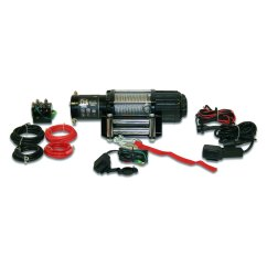 Bulldog Winch Wiring Diagram 2005 Mazda Tribute Radio 15004 4000 Lb Center Drum With 55