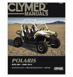 clymer polaris rzr 800 2008 2014 manual [ 1500 x 1500 Pixel ]