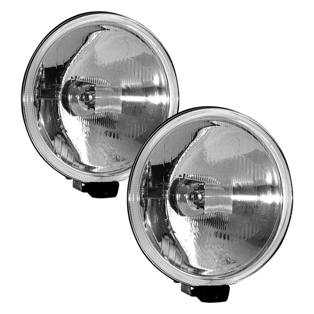 medium resolution of hella 500 series ece 6 4 2x55w round driving beam lights