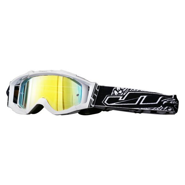 Jt Racing Jt16gsx200 - Gsx 2.0 Goggles White Black