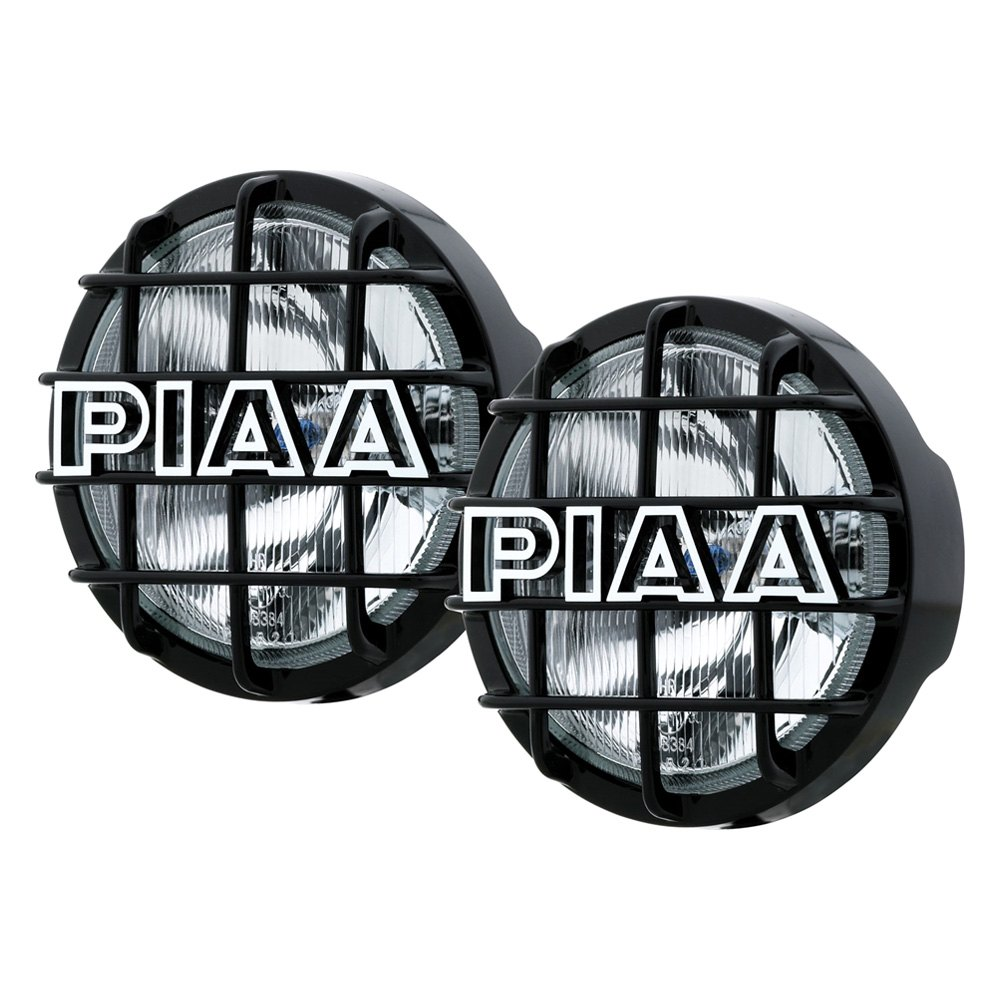 medium resolution of piaa 520 xtreme series atp 6 2x85w round driving beam lights