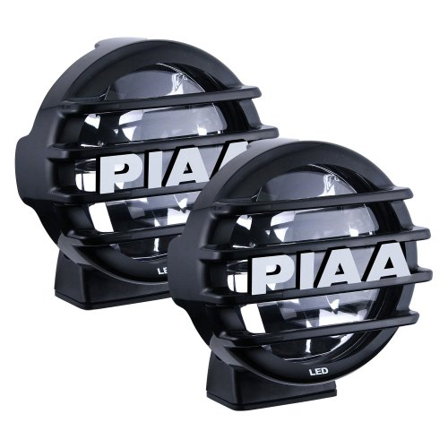 small resolution of piaa lp 550 sae 5 2x14w round driving beam led lights