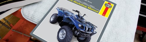 small resolution of powersports repair manuals