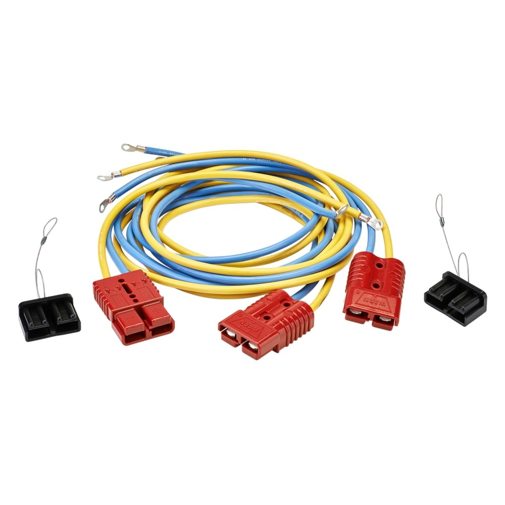 medium resolution of warn multi mount quick connect utv wiring kit powersportsid com warn quick connect wiring kit