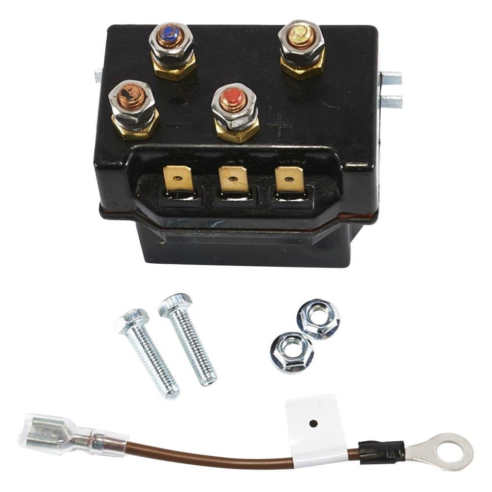medium resolution of warn replacement winch contactor for vantage 3000 vantage 3000 s vantage