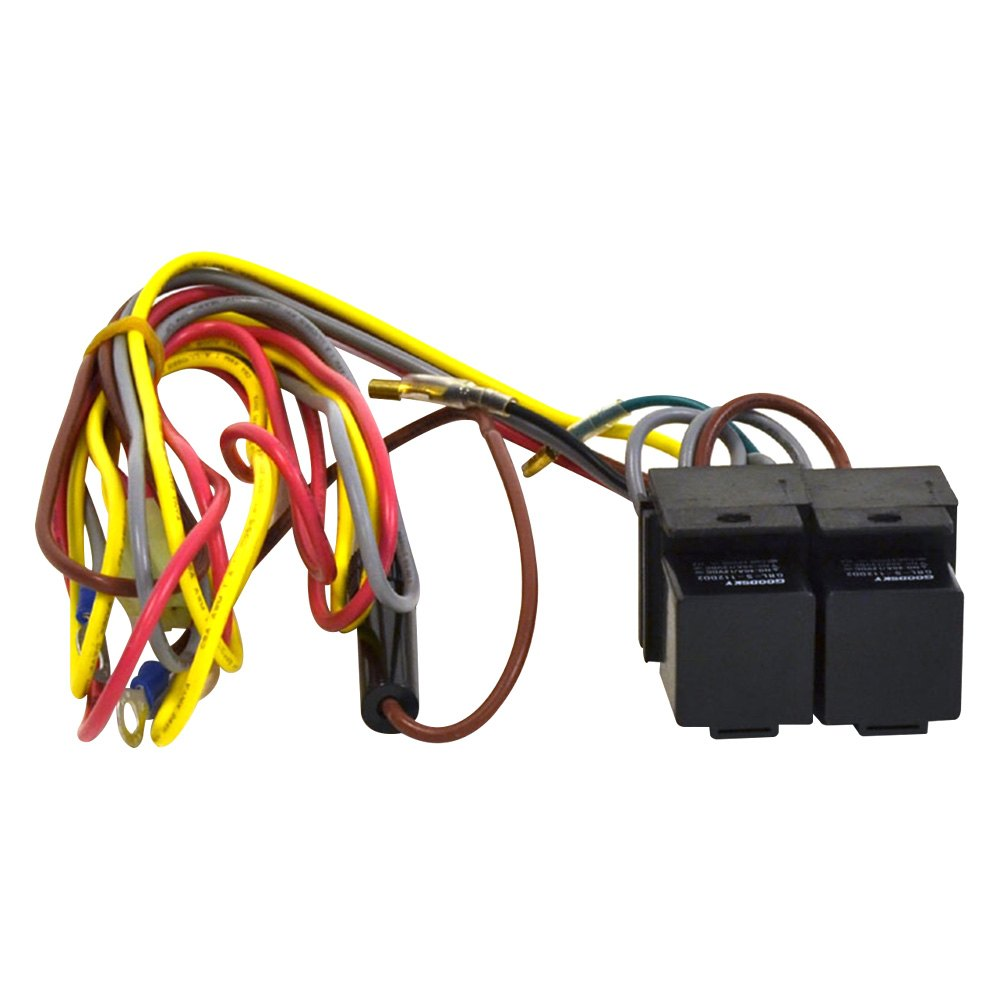medium resolution of warn atv plow electric actuator relay