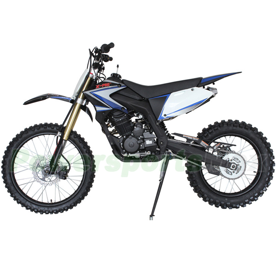 250cc PitBike with 5-speed Manual Transmission, Zongshen