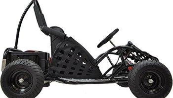 MotoTec MT-GK-05 Black Off Road Go Kart – 79Cc | Powersports Outpost