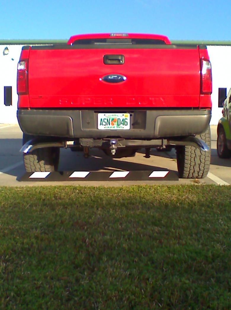 convert single to dual exhaust ford