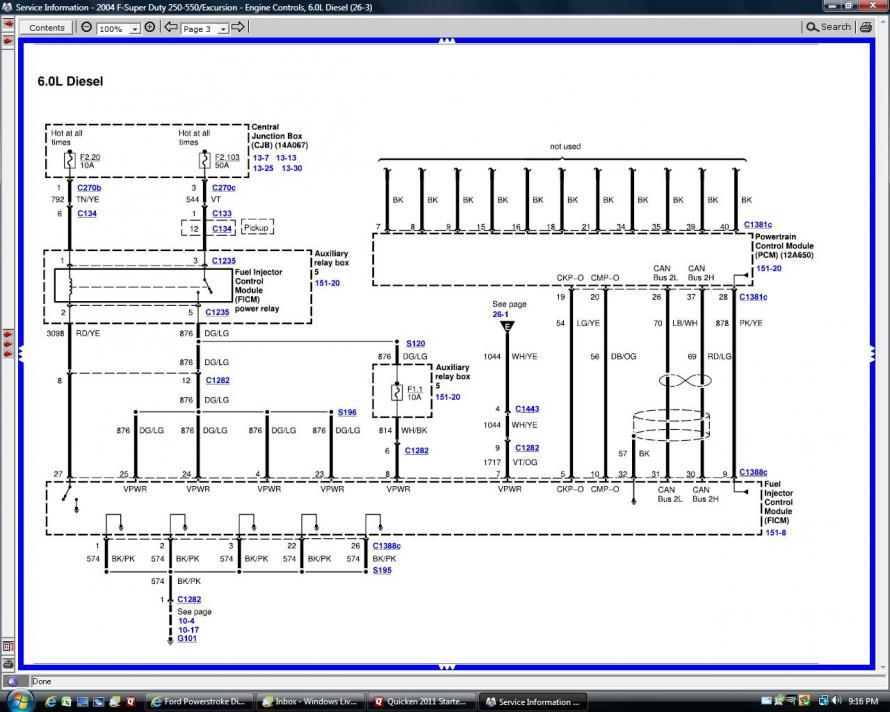6 0 ficm wiring diagram