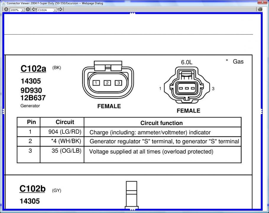 2003 ford super duty van serpentine belt diagram for v8 73 liter