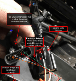 powerstroke click image for larger version name fan clutch wiring factory set up  [ 870 x 1140 Pixel ]