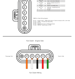 fan clutch wiring harness diagram wiring diagram operations clutch wire diagram [ 1020 x 1320 Pixel ]