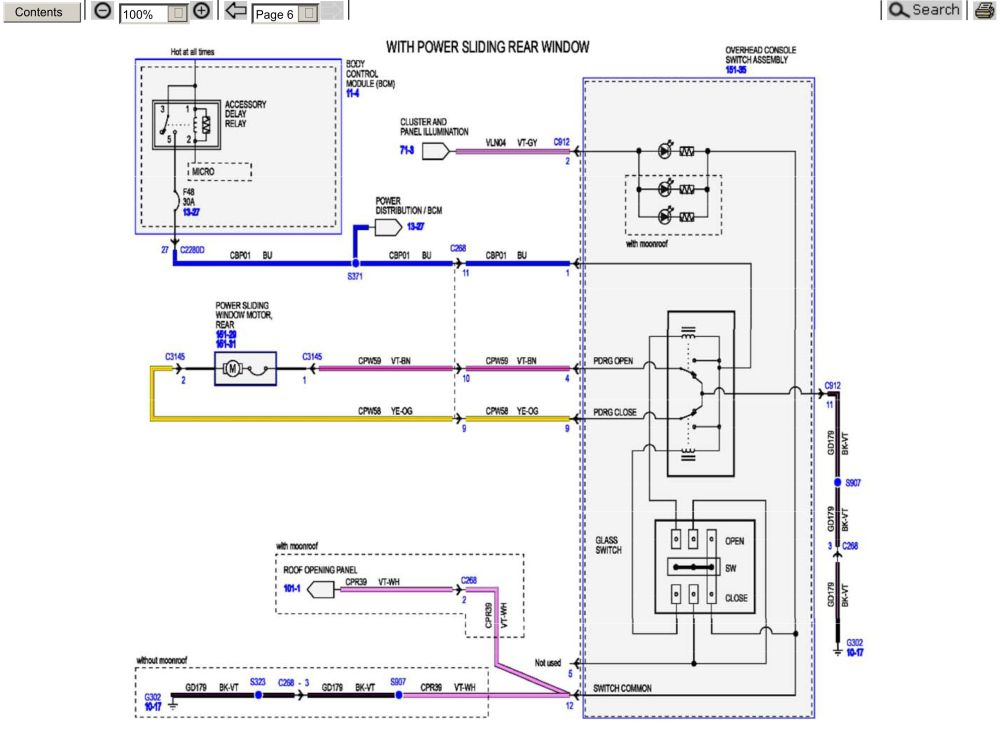 medium resolution of  ford f150 of nissan altima wiring diagrams click image for larger version name power rear window circuitry jpg views 1103