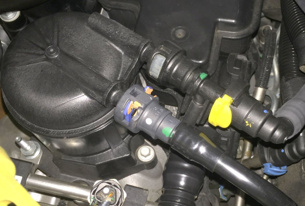medium resolution of no start after fuel filter s changed ford powerstroke diesel forum 1999 suburban fuel