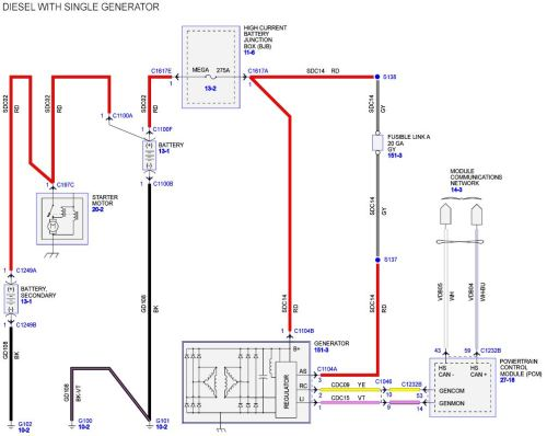 small resolution of chevy 3 wire alternator diagram