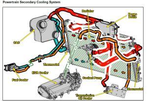 Coolant hose blew  Ford Powerstroke Diesel Forum