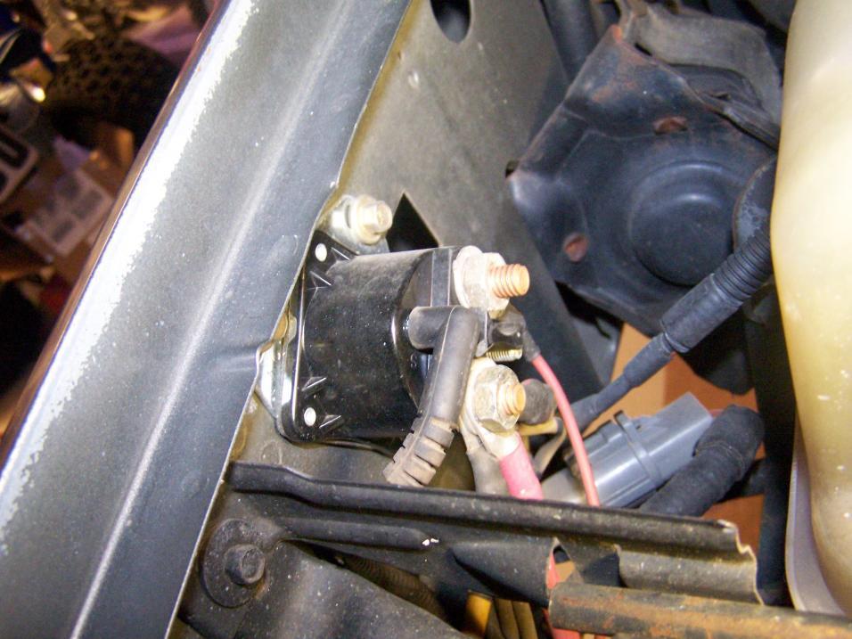 ford bronco starter solenoid wiring diagram chevelle 1972 1996 f250 psd, no start - powerstroke diesel forum