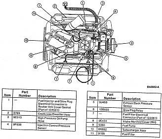 7 3 powerstroke engine wiring diagram telephone handset 3l 18 artatec automobile de 1997 schematic rh 153 twizer co glow plug liter diesel
