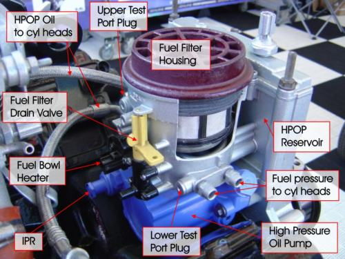 small resolution of click image for larger version name fuel filter with labels jpg views 340 please help f250 7 3