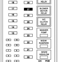 2001 ford f250 7 3 fuse chart ford powerstroke diesel forum 2006 pontiac g6 fuse box diagram 2001 ford f 250 fuse box diagram [ 717 x 1099 Pixel ]