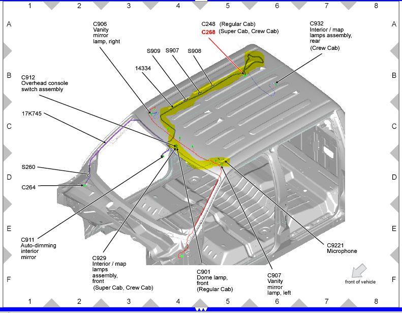 3 wire microphone wiring diagram l14 30p - ford powerstroke diesel forum