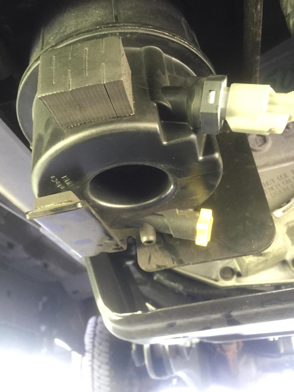 medium resolution of ford f350 2016 6 7 fuel filter change diy page 7 ford powerstroke