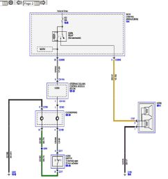 2015 superduty factory horn wiring schematic ford powerstroke f250 fuse panel diagram click image for larger [ 2832 x 2066 Pixel ]