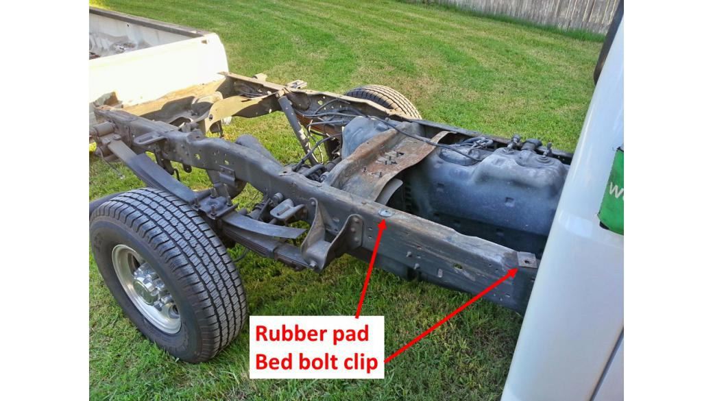 2008 F150 Wiring Harness 2001 To 2014 Bed Swap How To Ford Powerstroke Diesel Forum
