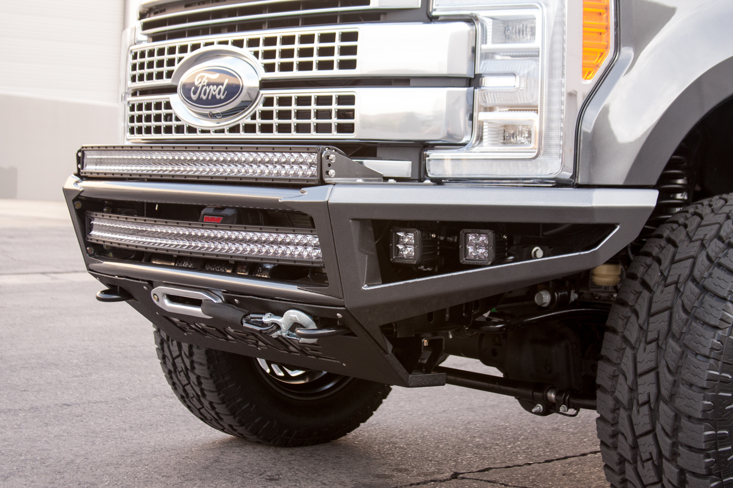 hight resolution of  click image for larger version name 2017 ford f250 f350 front