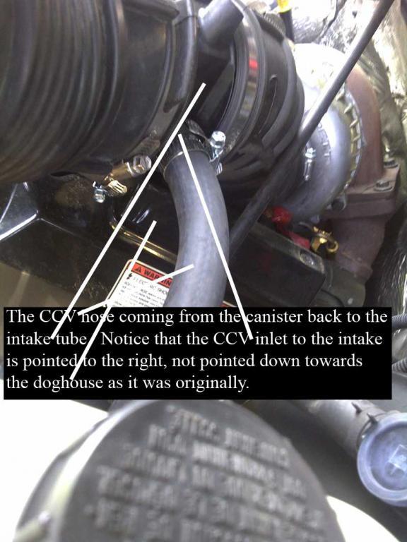 7 3l Powerstroke Engine Diagram Closed System Ccv Mod Ford Powerstroke Diesel Forum