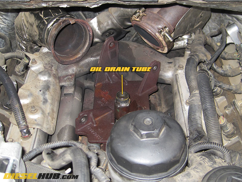7 3 powerstroke wiring diagram 2002 chevy blazer radio 6.0l power stroke turbocharger removal & installation guide