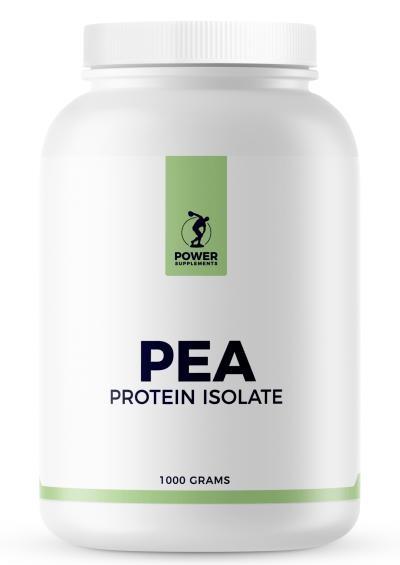 Pea Protein Isolate 1000g - Vanille-caramel