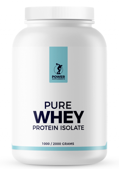 Pure Whey Protein Isolate 1000g - Chocola