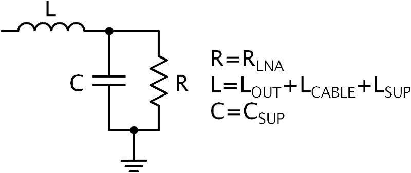 Designing a DiSEqC-antenna phantom power-supply