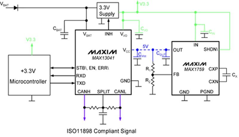 flying v wiring configuration