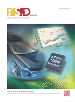 Power Systems Design - Europe - July Aug 2015