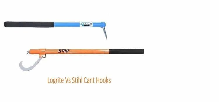 logrite vs stihl cant hook