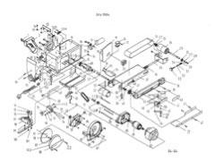 bts 900x Accessories for Scheppach bts 900x (Grinding