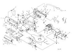 deco 402 Accessories for Scheppach deco 402 (Scroll saws