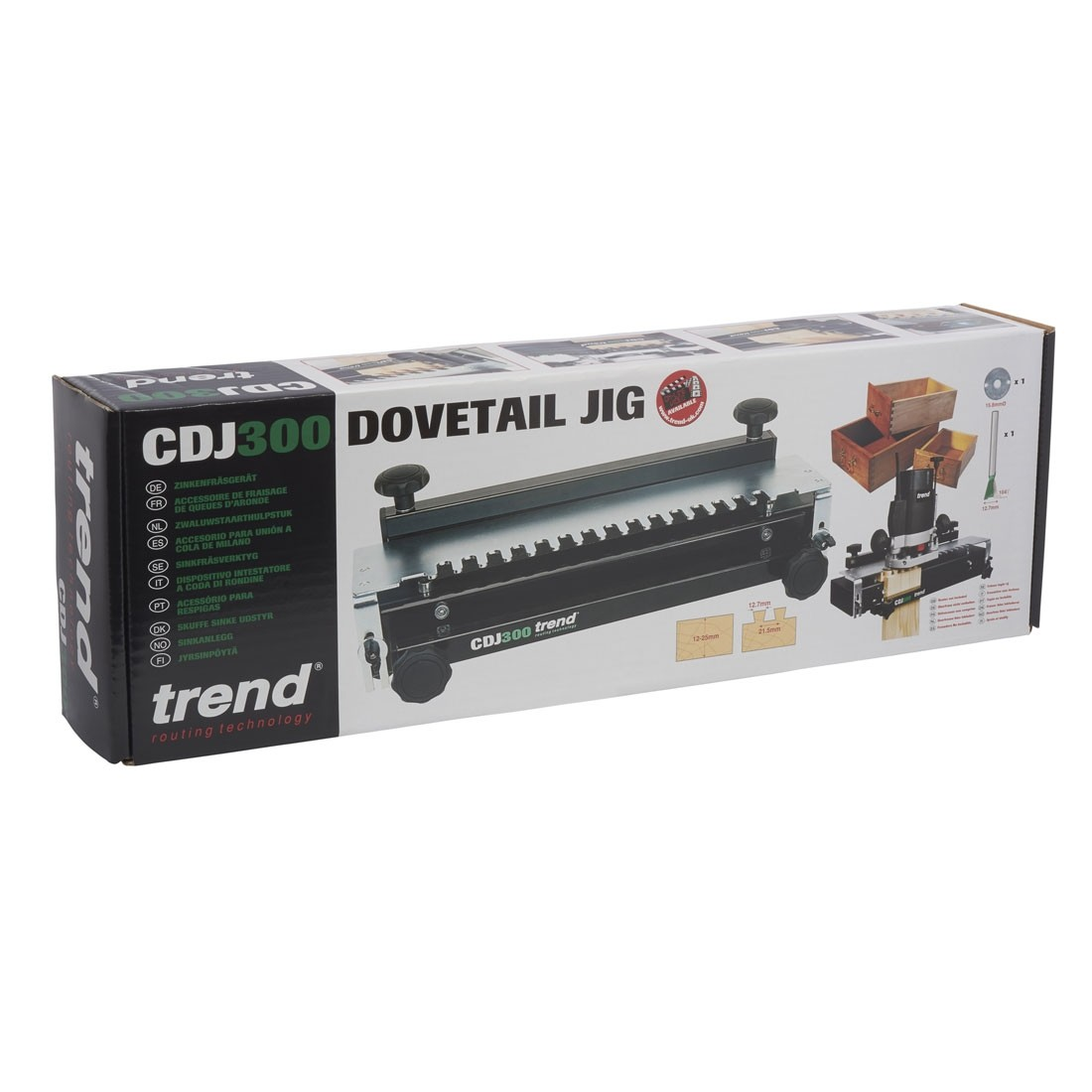 Dovetail Jig Reviews Uk
