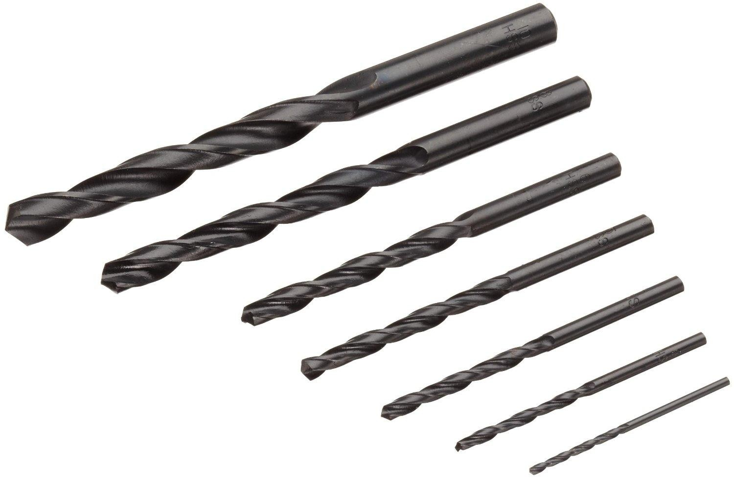 Bosch X Pro Metal Drill Bit Set Hss R Din 338 7pc
